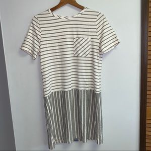 ADORABLE NWT BOUTIQUE DRESS FROM DOE & RAE - large